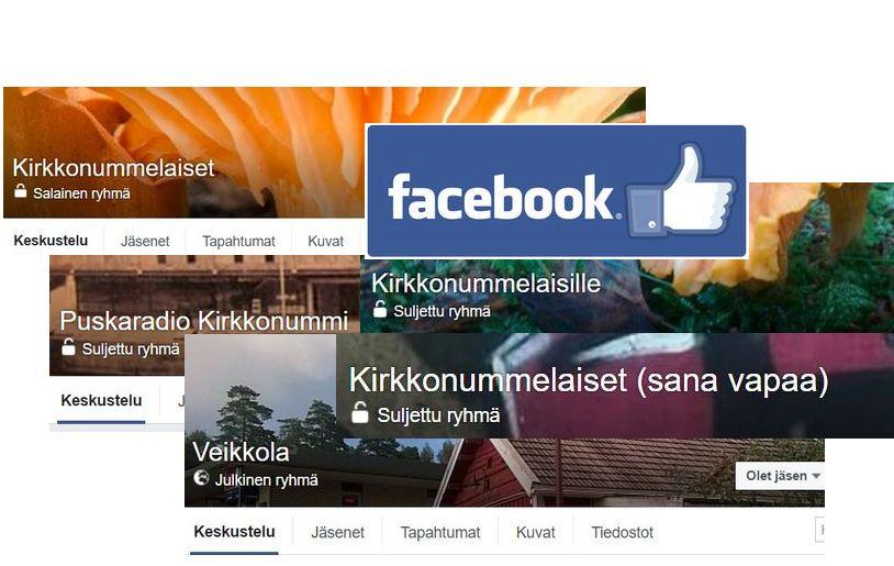 Facebook Salainen Ryhmä