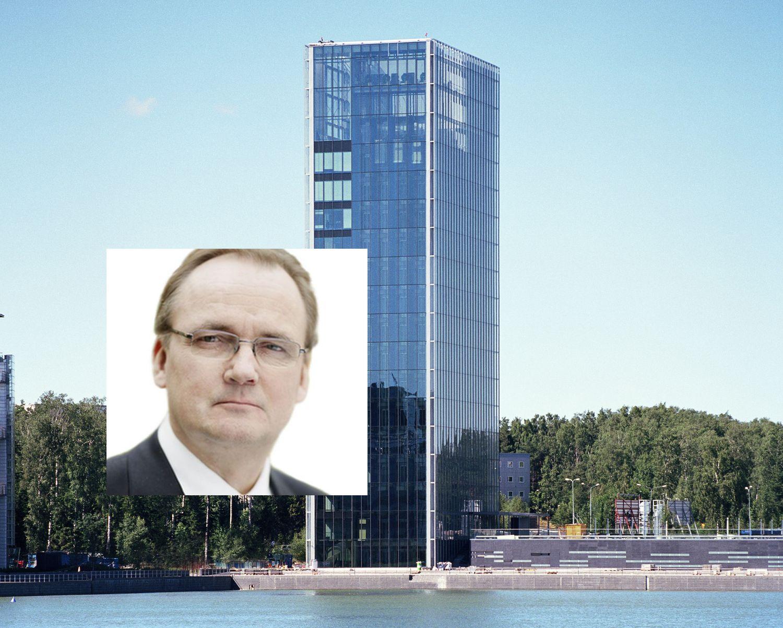 Antti Herlin Omaisuus