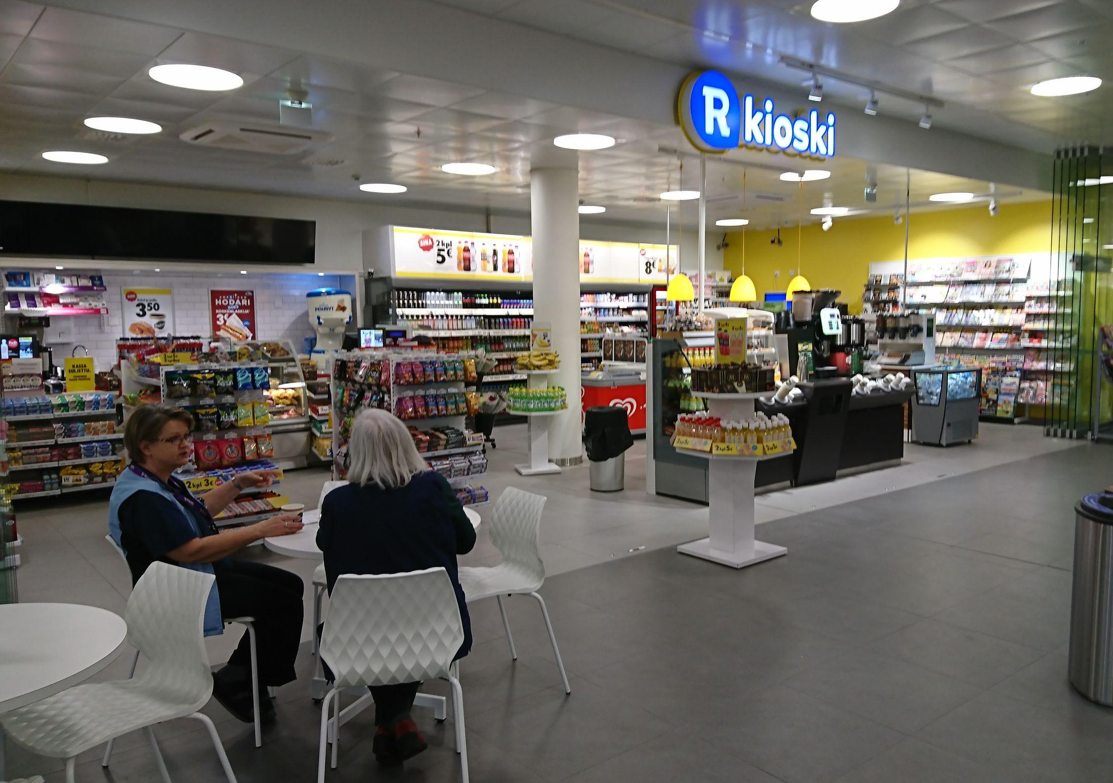 R Kioski Pukinmäki