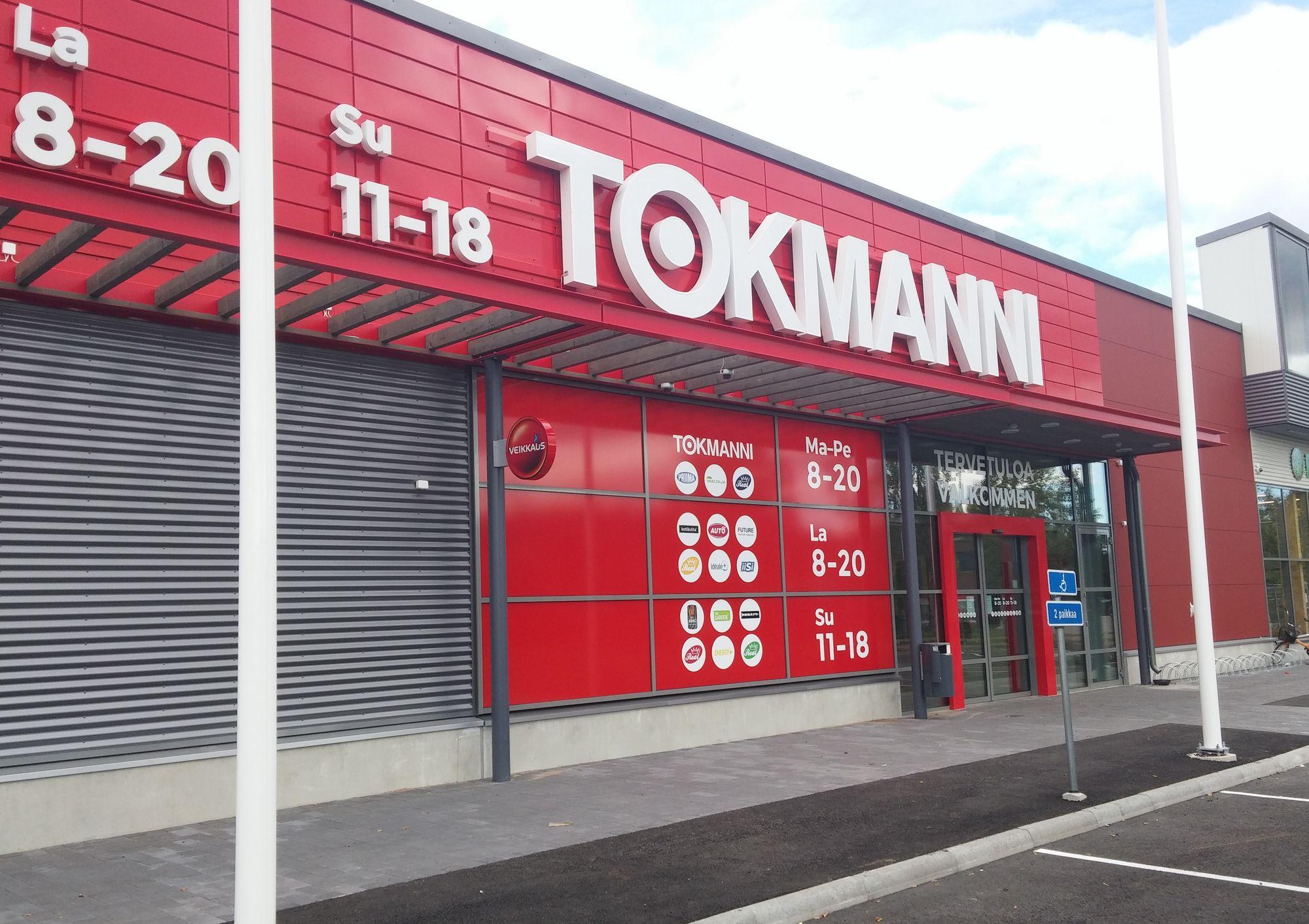 Tokmannk