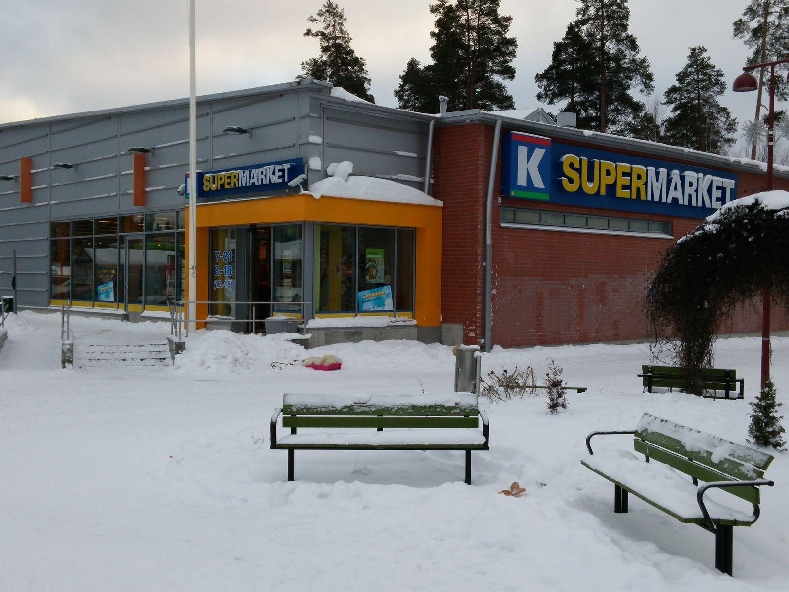 K Supermarket Nivala
