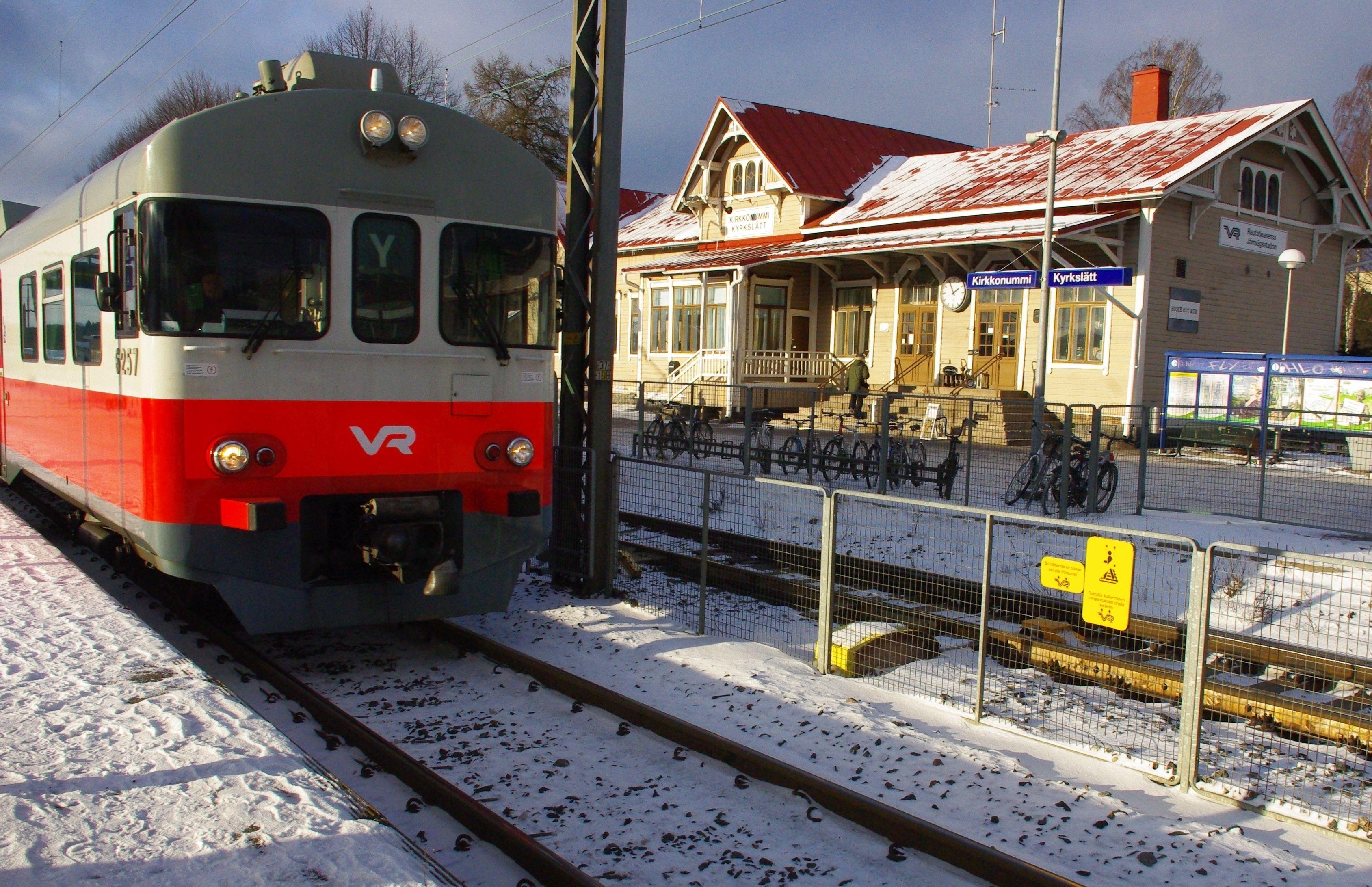 Junat Helsinki