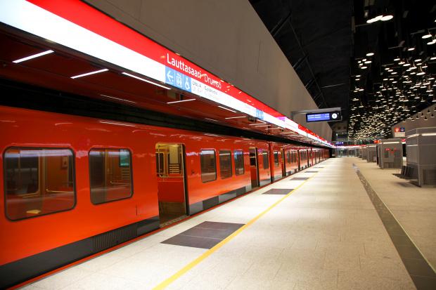 Metro Matinkylä